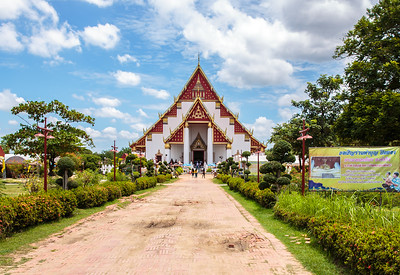 Wat Na Phra Man