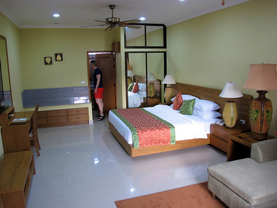 Baan Souy Resort A few days before the grand opening in December 2011