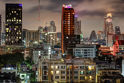 BKK at night
