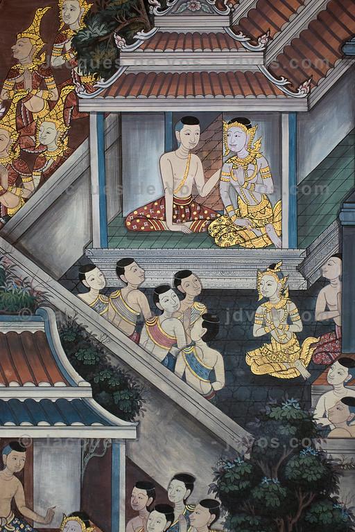 Hidden In Plain Site - Wat Pho