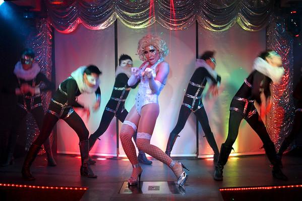 Lady Gaga på Copa Showbar