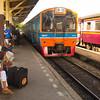 Bangkok, Train to Kanchanaburi