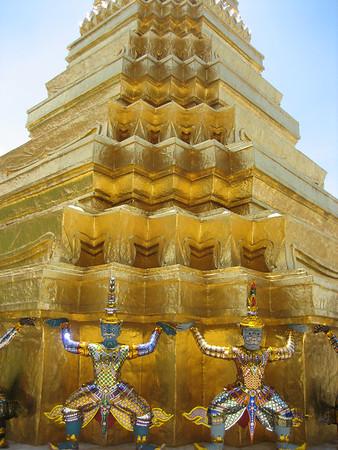 Grand Palace & Wat Phra Kaeo
