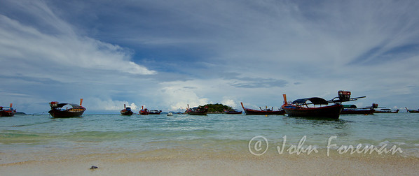 Sunrise beach, Koh Lipe