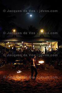Full Moon Fire Dance