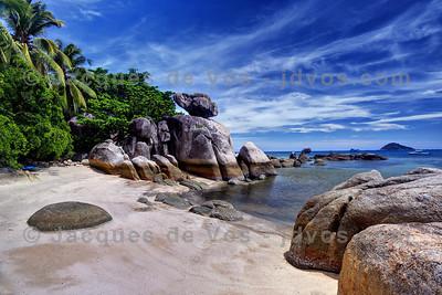 Sandy Beach - Koh Tao
