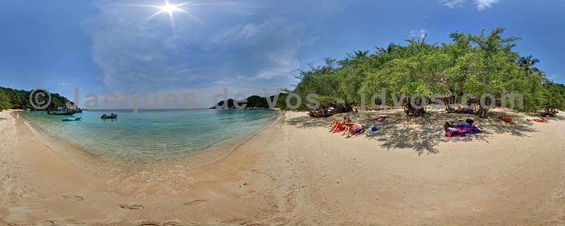 Thian Og Bay , Koh Tao, Thailand