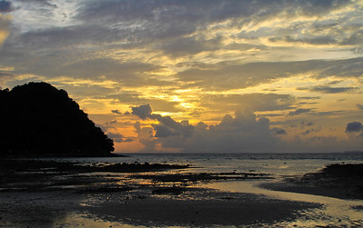 Lana Bay Sunset, Koh Phi Phi Don
