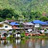 Mae Aw village (aka -  Ban Rak Thai)