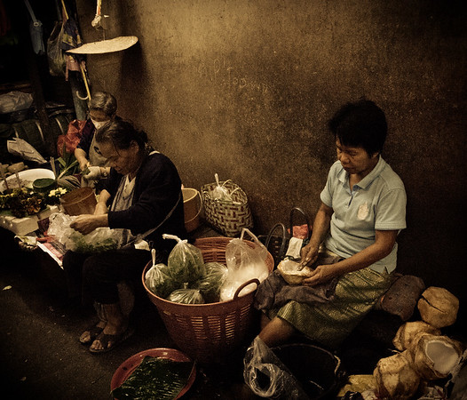 People and Places of Thailand