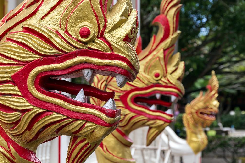 Wat Chalong Temple, Phuket