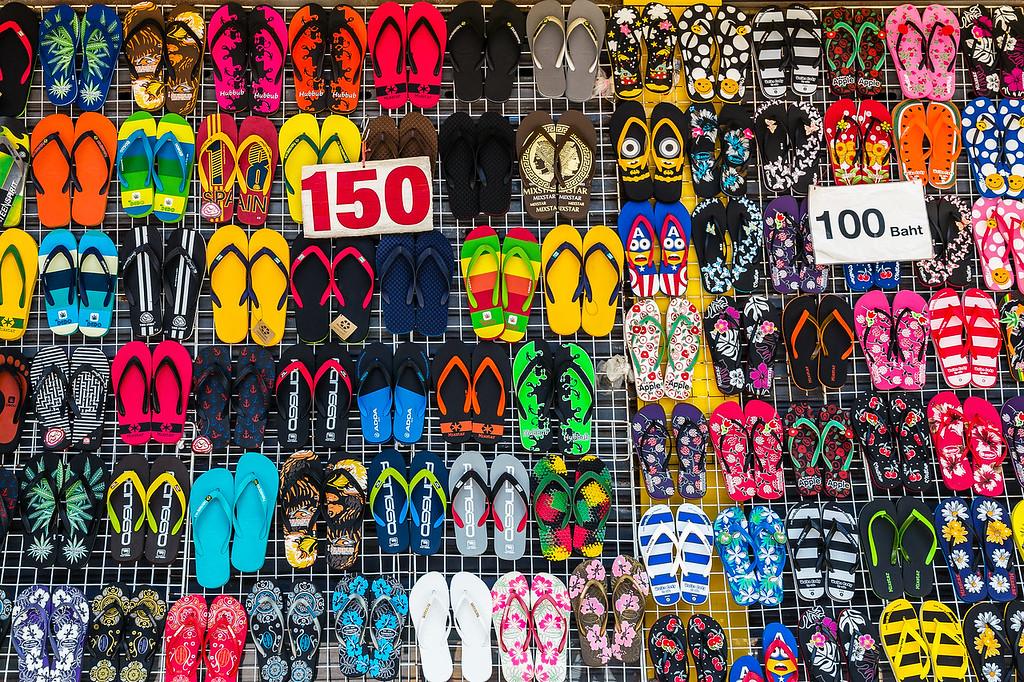 Flip Flops, Patong Beach