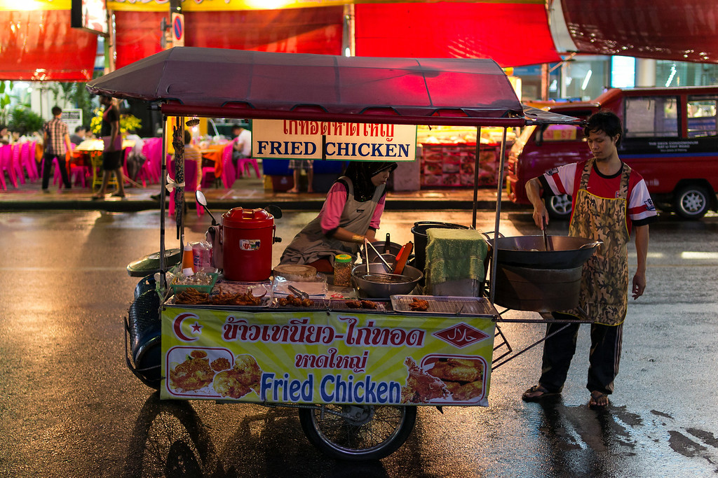 Fried Chicken, Patong