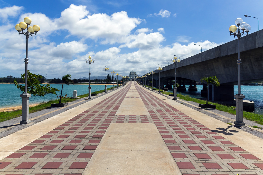 Sarasin Bridge, Phuket