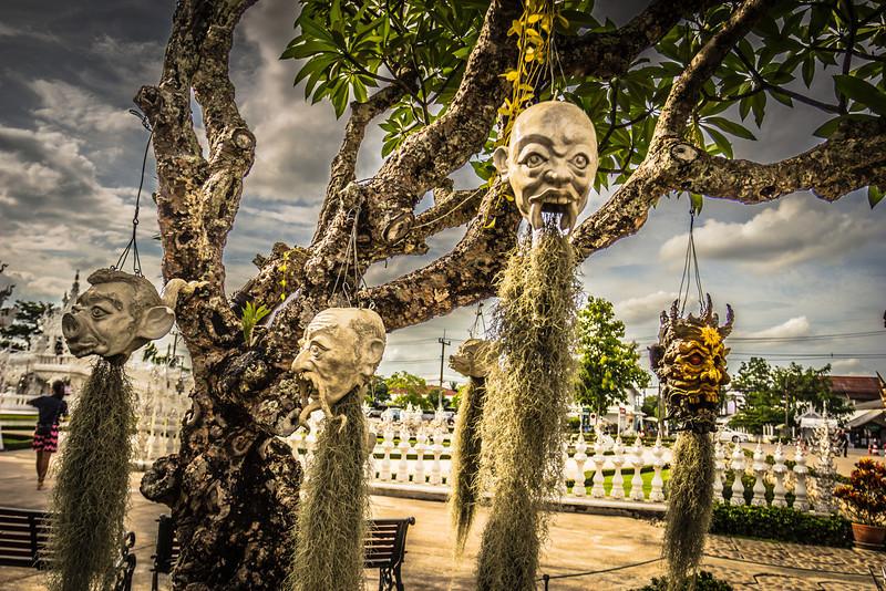 Wat Rong Khun Guardians