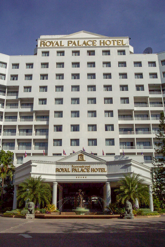 Royal Palace Hotel, Pattaya, Thailand