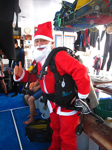 Christmas dive trip in the andaman sea