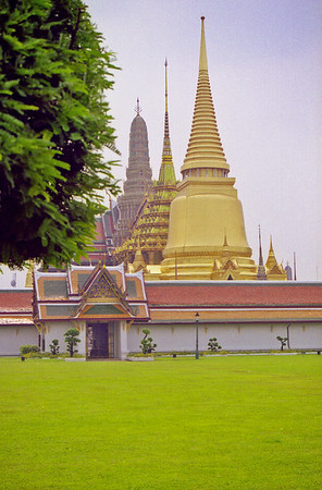 Thailand Grand Palace April 1999