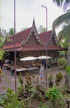 Thailand Rose Garden/Wat Phra Pathom 1999