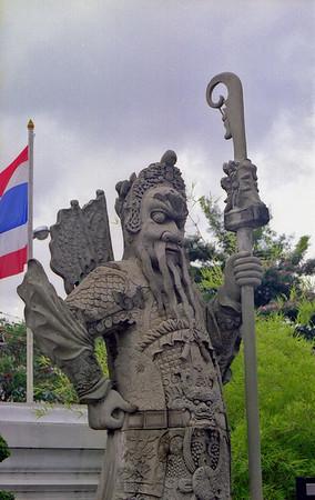 Thailand Wat Po 1999