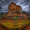 Temple of Wat Chedi Luang @ Chiang Mai (Thailand)