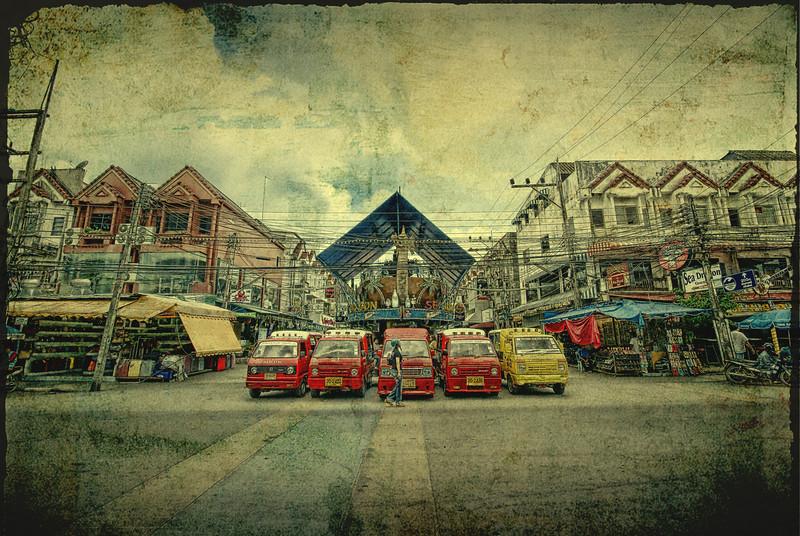 Bang-La Road @ Patong (Thailand)