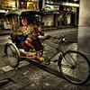 Sleepy Taxi Biker @ Chiang Mai (Thailand)