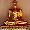 Wat Pho Golden Buddha