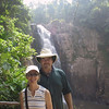 Haew Narok Waterfall in Khao Yai National Park