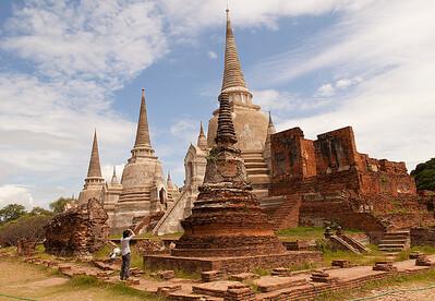 Wat Phra Sanphet ruins