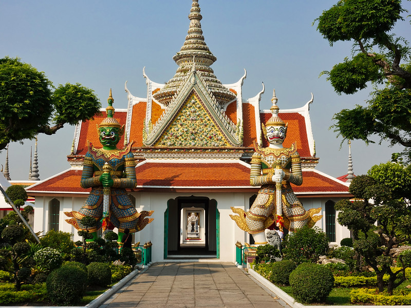 Wat Arun Temple of Dawn