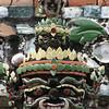 Head of a guardian figure, Wat Arun, Bangkok.