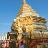 sacred temple of Wat Phra That Doi Suthep