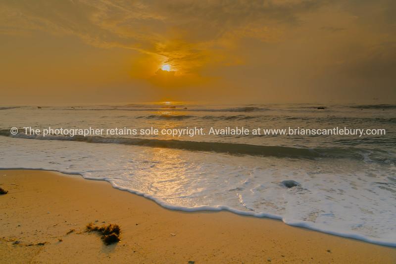 Sunrise at Koh Samui