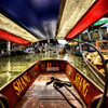 The Damnoen Saduak Floating Market (Thailand)