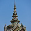 Wat Pho Ornate Stupa Steeple