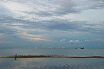 Sam Roi Yot Beach Thailand
