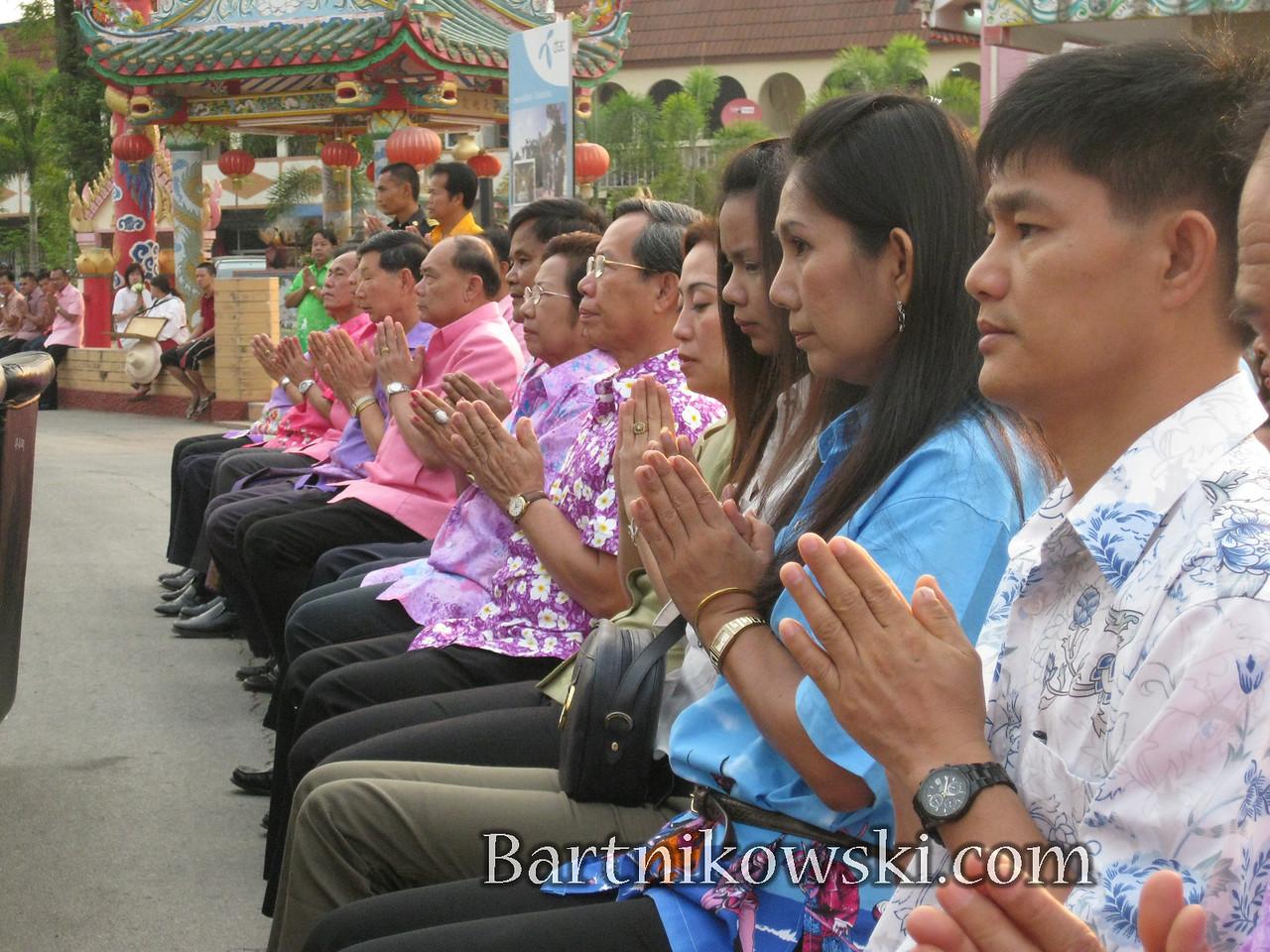 Songkran: New Year's Day Thailand