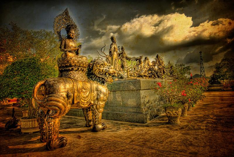Chinese Museum @ Pattaya (Thailand)