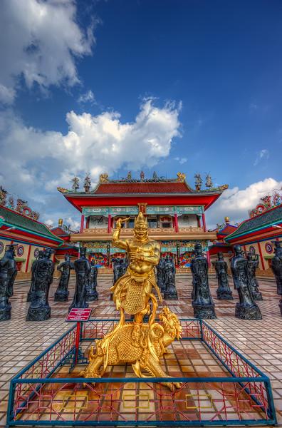 Chinese Museum @ Pattaya #2 (Thailand)