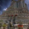 Wat Arun (The Temple of the Dawn) @  Bangkok (Thailand)
