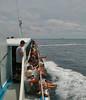 Ferry ride to Kho Lanta