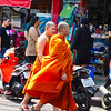 Monks on the Go