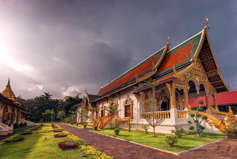Wat Chiang Man @ Chiang Mai (Thailand)