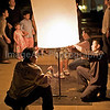 Khom Fai (sky lanterns) in Chiang Mai, Thailand