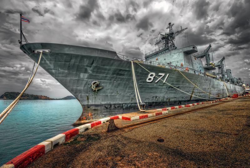 871 @ Sattahip Naval Base (Thailand)