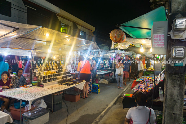 Koh Samui Sunday night market