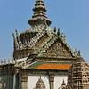 Wat Pho Ornate Stupa
