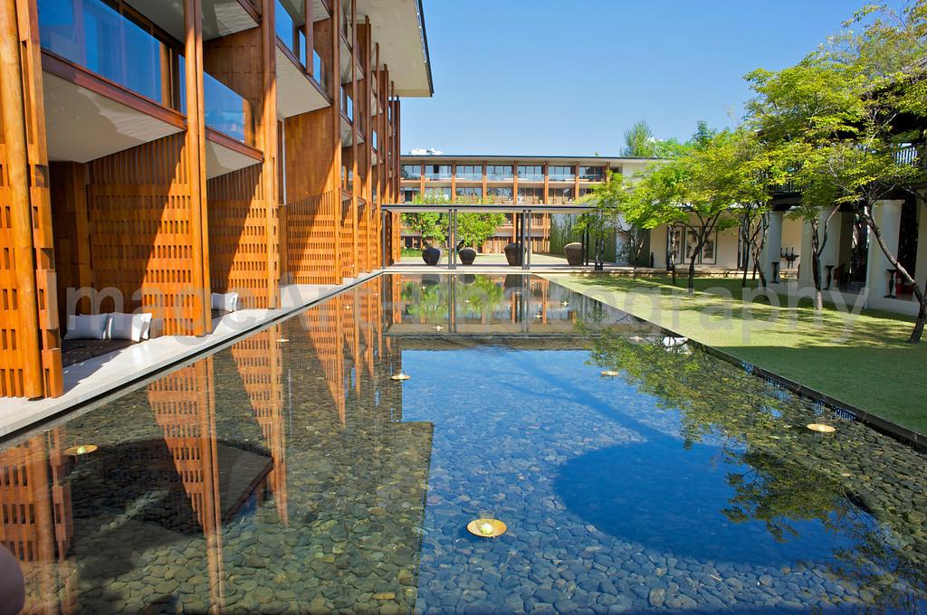 Chedi Spa and resort, Chiang Mai