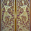 Temple door Guardians